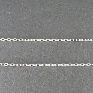 Cadena de plata 10021