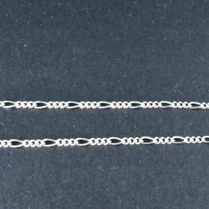 Cadena de plata 10008