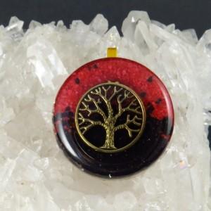 Colgante Orgonita árbol de la Vida