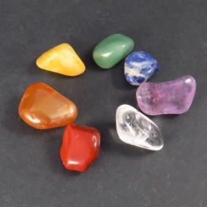 Piedras 7 chakras