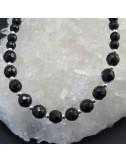 Collar ónix y plata - La Tienda de los Minerales