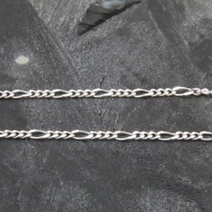 Cadena de plata 7009