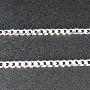 Cadena de plata 10007