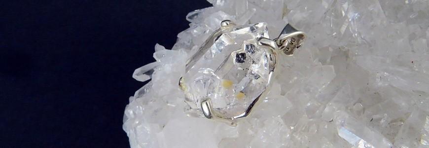 Cuarzo Diamante Herkimer | La Tienda de los Minerales