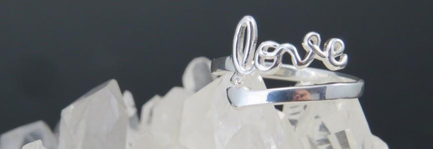 Anillos plata | La Tienda de los Minerales