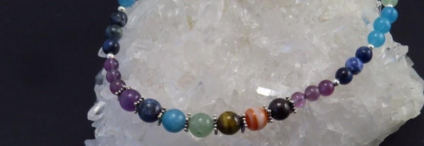 Collares y Conjuntos 7 chakras | La Tienda de los Minerales