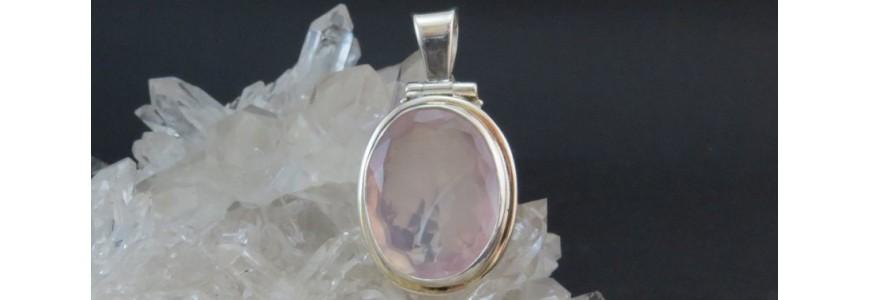 Cuarzo rosa | La Tienda de los Minerales