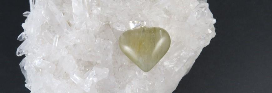 Cuarzo rutilado | La Tienda de los Minerales
