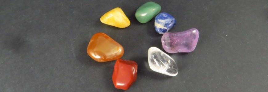Piedras de los 7 chakras